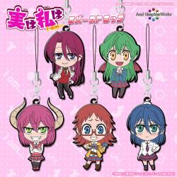 TVアニメ「実は私は」商品2015年12月31日発売。